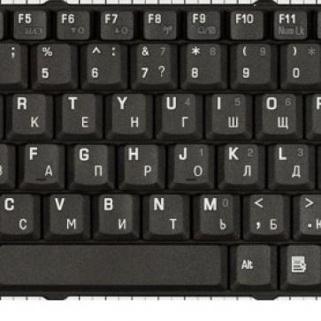 TOSHIBA Satellite L110 замена клавиатуры
