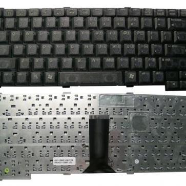 TOSHIBA M19 замена клавиатуры
