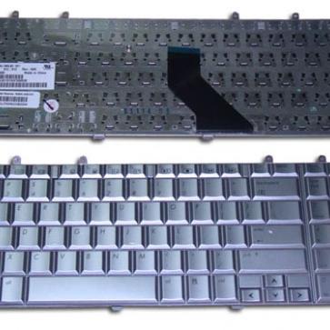 HP DV8-1000 замена клавиатуры