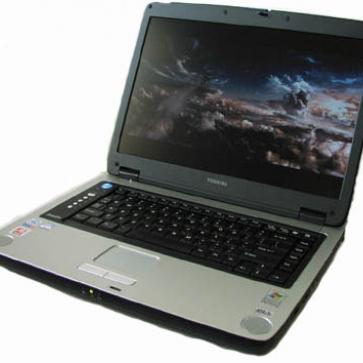 Ремонт ноутбука TOSHIBA Satellite A70: замена видеочипа, моста, гнезд, экрана, клавиатуры