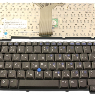 HP nc4000 серии замена клавиатуры
