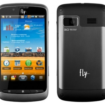 Ремонт Fly Blackbird IQ260