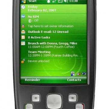 Ремонт HTC P6500