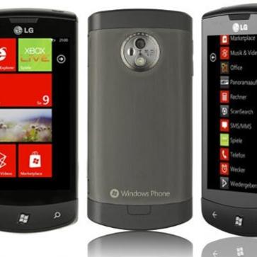 Ремонт LG Optimus 7 E900
