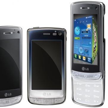 Ремонт LG GD900