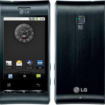 Ремонт LG GT540