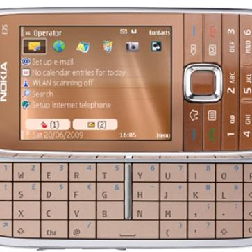 Ремонт Nokia E75