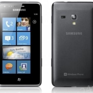Ремонт Samsung Omnia M S7530