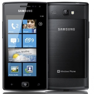 Ремонт Samsung Omnia W I8350