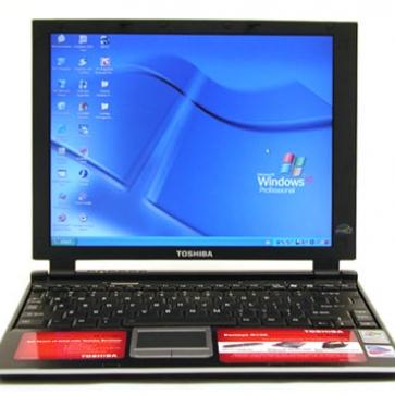 Ремонт ноутбука TOSHIBA Portege R100: замена видеочипа, моста, гнезд, экрана, клавиатуры
