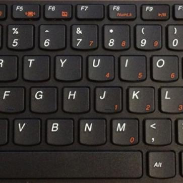 Lenovo Z470 замена клавиатуры