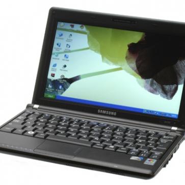 Ремонт ноутбука Samsung N110: замена видеочипа, моста, гнезд, экрана, клавиатуры