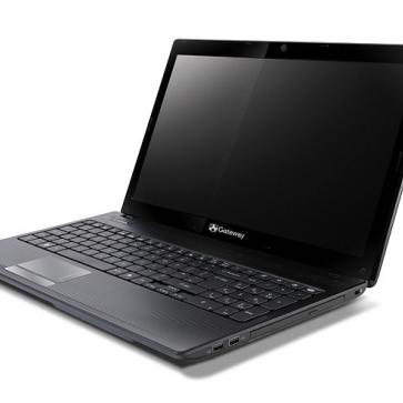 Ремонт ноутбука Gateway NV55: замена видеочипа, моста, гнезд, экрана, клавиатуры