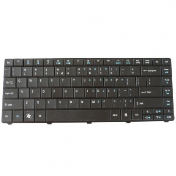 Acer 3810 замена клавиатуры