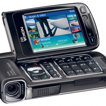 Ремонт телефона Nokia N93