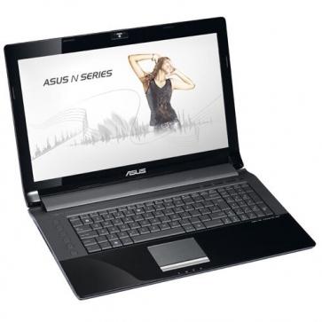 Ремонт ноутбука Asus N73: замена видеочипа, моста, гнезд, экрана, клавиатуры