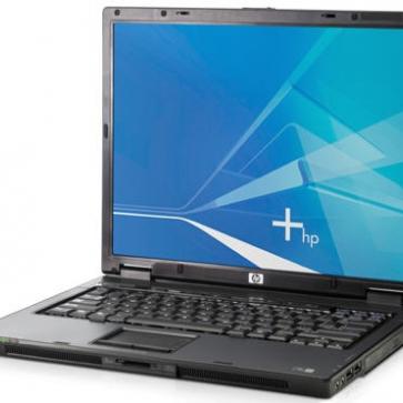 Ремонт ноутбука HP nx6100: замена видеочипа, моста, гнезд, экрана, клавиатуры
