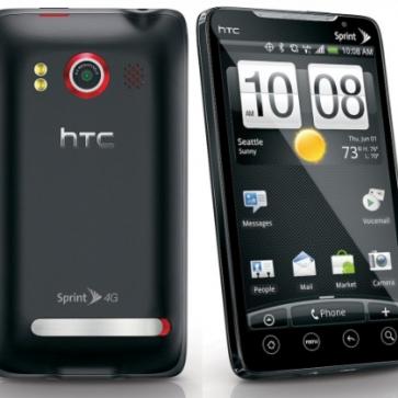 Ремонт HTC EVO 4G
