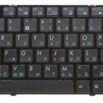 Asus EEEPC UL20 замена клавиатуры