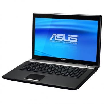 Ремонт ноутбука Asus N71: замена видеочипа, моста, гнезд, экрана, клавиатуры