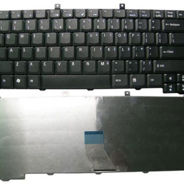 Acer Aspire 1680 замена клавиатуры
