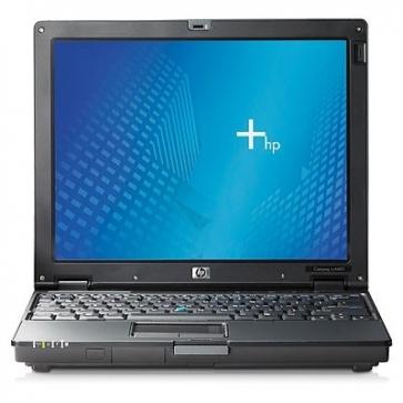 Ремонт ноутбука HP nc4200: замена видеочипа, моста, гнезд, экрана, клавиатуры