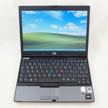 Ремонт ноутбука HP 2510: замена видеочипа, моста, гнезд, экрана, клавиатуры