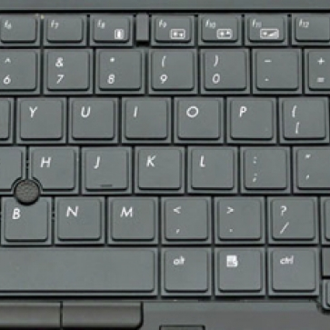 HP Probook 6540B замена клавиатуры