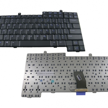 DELL Latitude D500 серии замена клавиатуры