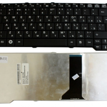 Fujitsu-Siemens V6515 замена клавиатуры
