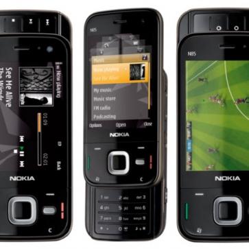 Ремонт телефона Nokia N85