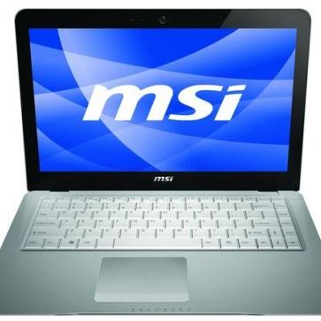 Ремонт ноутбука MSI X-Slim X320: замена видеочипа, моста, гнезд, экрана, клавиатуры