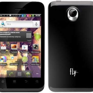 Ремонт телефона Fly Pride IQ255