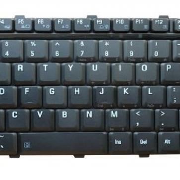 TOSHIBA Satellite U200 замена клавиатуры ноутбука