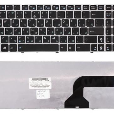 Asus N90 замена клавиатуры