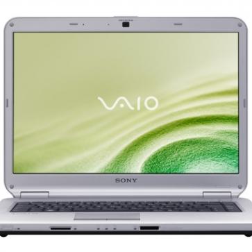 Ремонт ноутбука SONY VGN-NS: замена видеочипа, моста, гнезд, экрана, клавиатуры