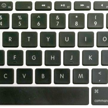 APPLE A1398 (Macbook Pro Retina 15) замена клавиатуры