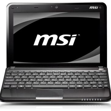 Ремонт ноутбука MSI U135: замена видеочипа, моста, гнезд, экрана, клавиатуры