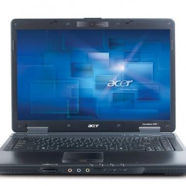 Ремонт ноутбука Acer TravelMate 5520: замена видеочипа, моста, гнезд, экрана, клавиатуры
