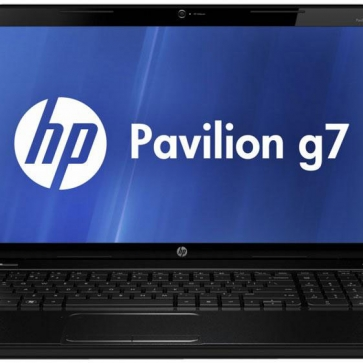 Ремонт ноутбука HP G7-2000: замена видеочипа, моста, гнезд, экрана, клавиатуры