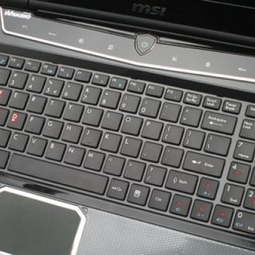 MSI GT680 замена клавиатуры
