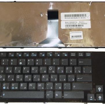 Asus K95 замена клавиатуры