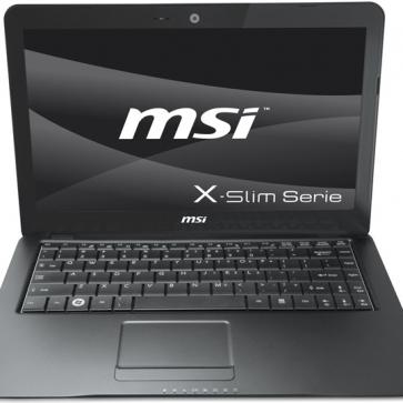 Ремонт ноутбука MSI X-Slim X400: замена видеочипа, моста, гнезд, экрана, клавиатуры
