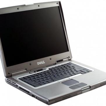 Ремонт ноутбука DELL Latitude D800: замена видеочипа, моста, гнезд, экрана, клавиатуры