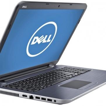 Ремонт ноутбука DELL Inspiron 5737: замена видеочипа, моста, гнезд, экрана, клавиатуры