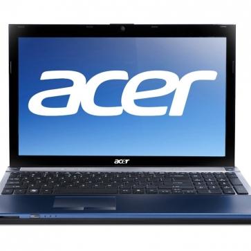 Ремонт ноутбука Acer Aspire Timeline 5830: замена видеочипа, моста, гнезд, экрана, клавиатуры