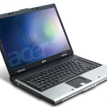 Ремонт ноутбука Acer Aspire 3000: замена видеочипа, моста, гнезд, экрана, клавиатуры
