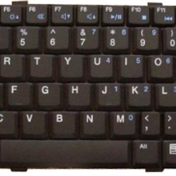 DELL Vostro 1200 серии замена клавиатуры