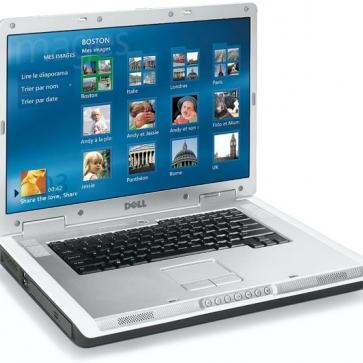 Ремонт ноутбука DELL Inspiron 9300: замена видеочипа, моста, гнезд, экрана, клавиатуры