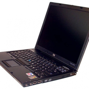 Ремонт ноутбука HP nс6220: замена видеочипа, моста, гнезд, экрана, клавиатуры